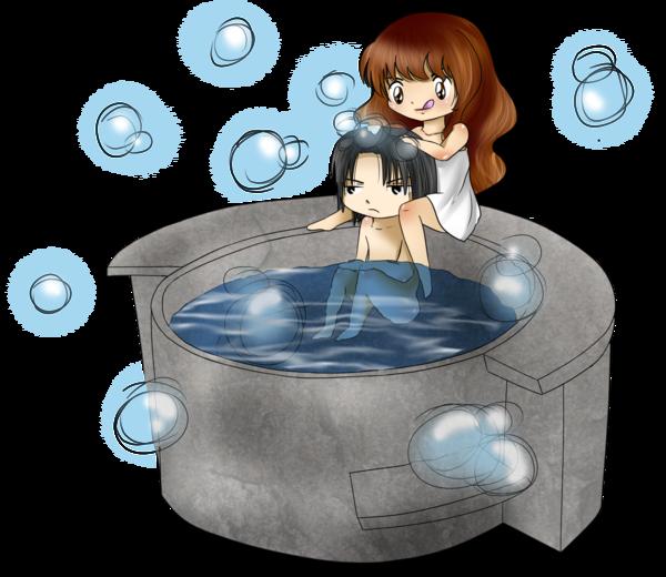 SSHG] Bath Time by Kairou-no-Kimi on DeviantArt   SNAMIONE  ( coz i
