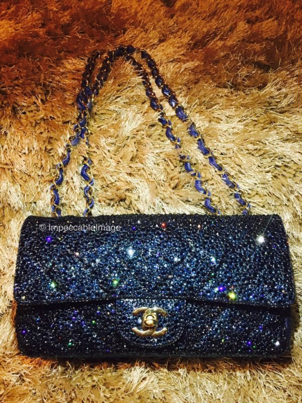 772013a7ac04 Details about CHANEL 9