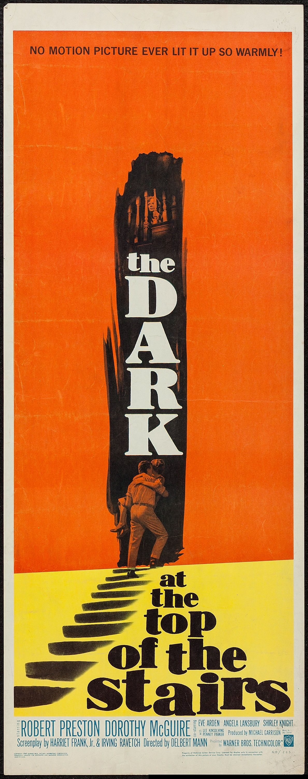 The Dark at the Top of the Stairs (1960) Stars Robert