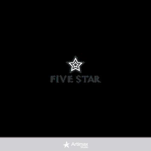 Five Star Logo Design Logo Design Contest Design Logo Contest Picked Star Logo Design Contest Design Star Logo