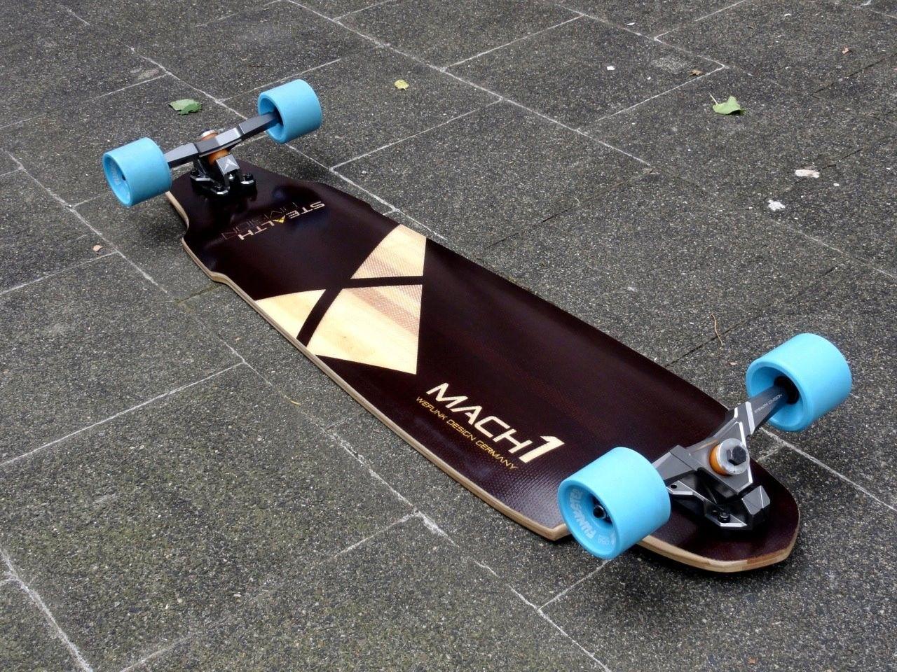 Wefunk Mach 1 Deck Wefunk Longboard Decks Canada S