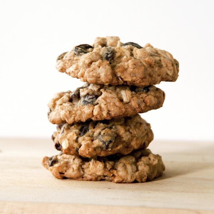 5x gezonde koekjes