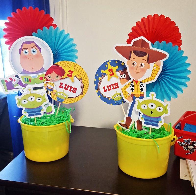 Centros de mesa Toy Story  38758a83682