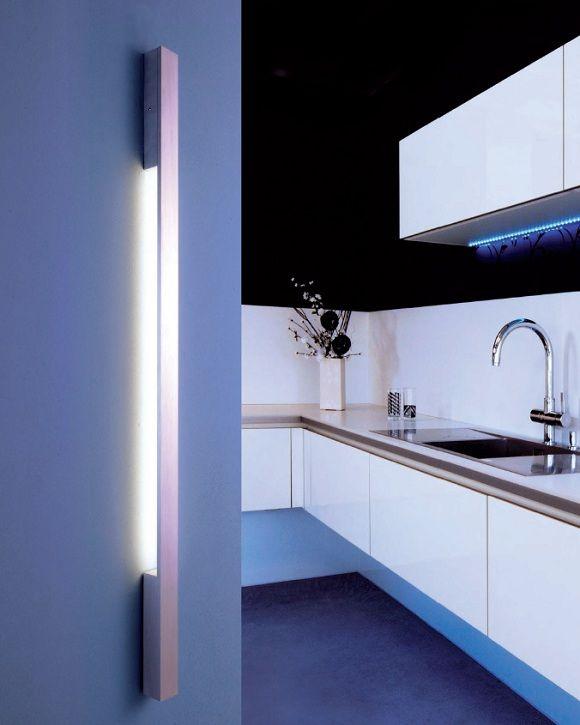 LED Wandleuchten, nicht nur für Ihre Küche http://led-ideenwelt.de ...