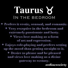 Dating a taurus male