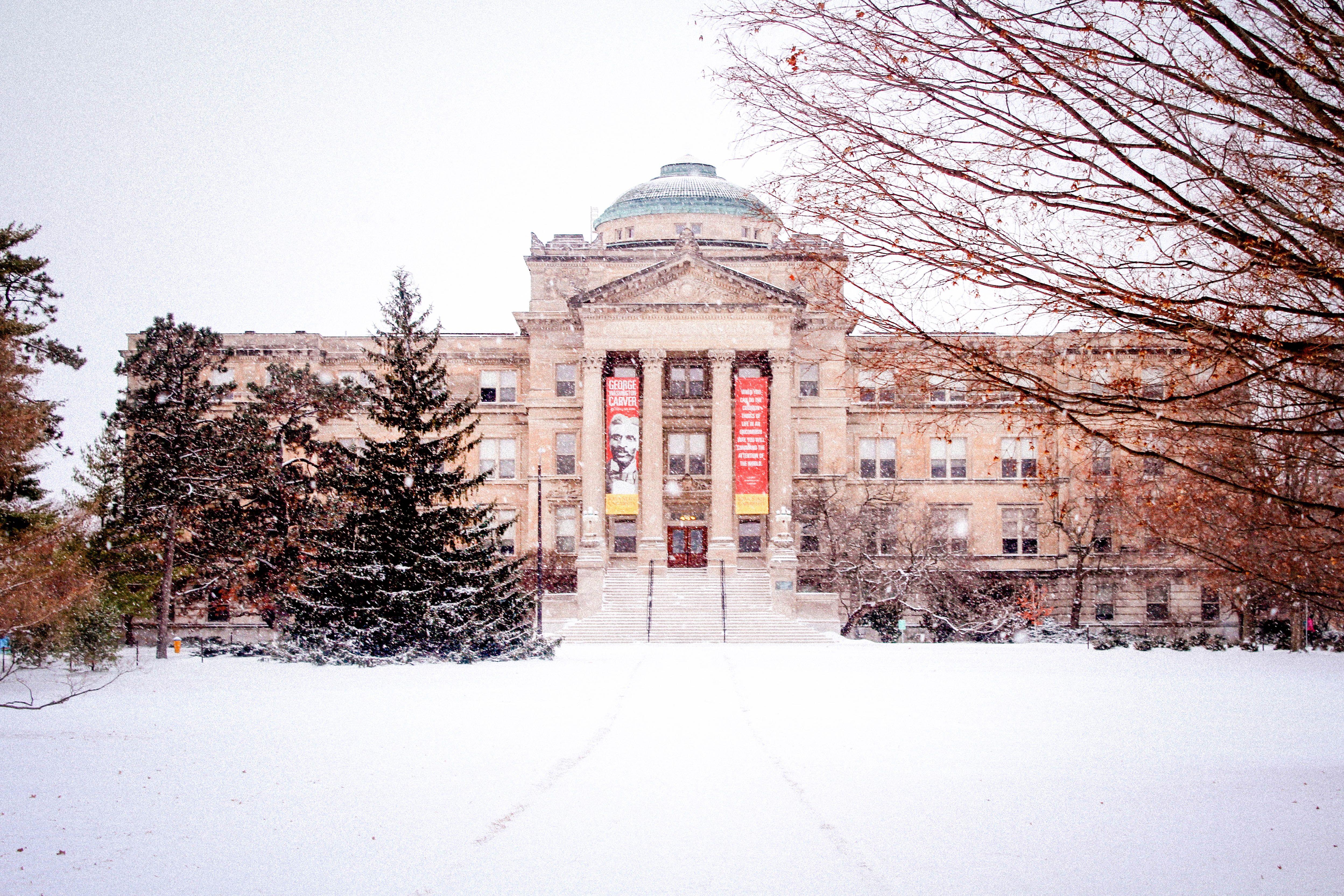 Beardshear Hall Iowa State University Iowa State University