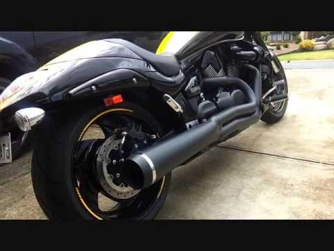 Suzuki Boulevard M109R Cobra Swept Exhaust Pipes, Exhaust - SOUND