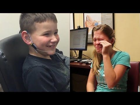 Cochlear Implants   Children Hearing For The First Time! *EMOTIONAL*