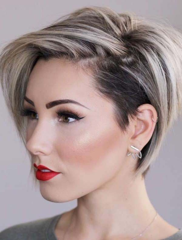 30 best short hairstyles  haircuts for women 2018
