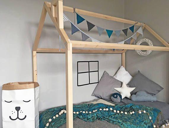 Letto Montessori.Usa Size 160x70 Montessori Bed Discounted Letto Montessori