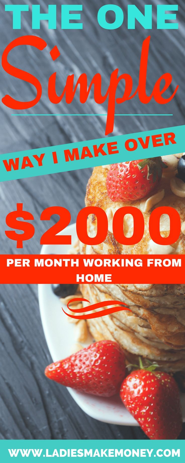 The One Stay at Home Job that will make you $2000 per month