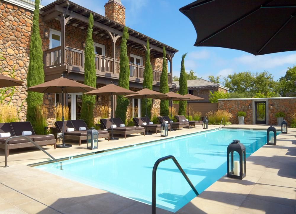 Booking Com Hotel Yountville Yountville Usa 115 Guest