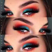 #karnevalsmakeups #organicbeauty #naturalbeauty #makeupmafia #nachmachen #eyemakeup #beautiful #skin...
