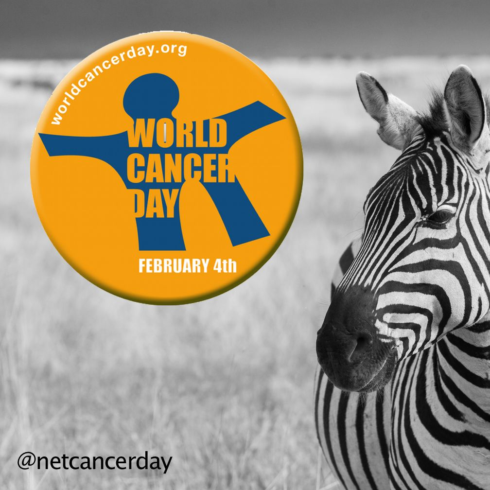 """World Cancer Day - """"Å leve med kreft"""" I dag markerer vi Verdens Kreftdag, med temaet """"Å leve med kreft"""". Over 225 000 nordmenn har hatt eller har kreft. http://www.kreftforeningens-blogg.no/2015/02/er-kreft-til-a-leve-med/"""