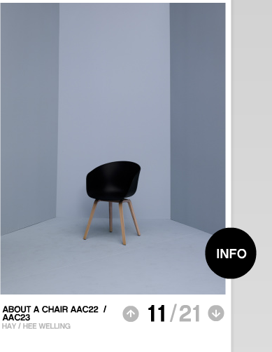 Hay chair