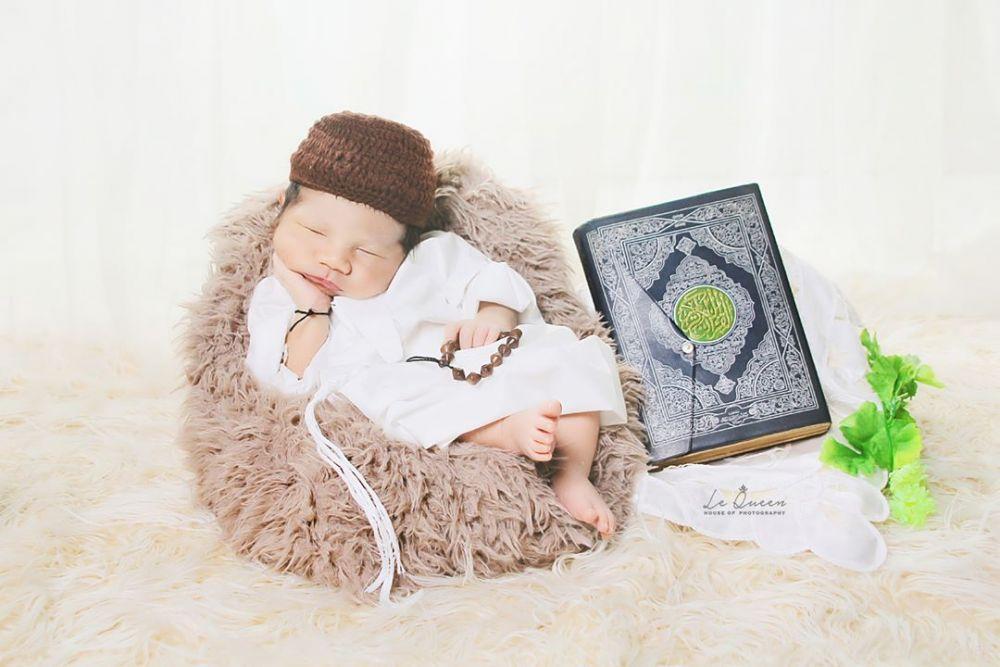 10 Inspirasi Photoshoot Bayi Dengan Tema Islami Di 2021 Foto Bayi Bayi Pemotretan Background foto studio bayi hd