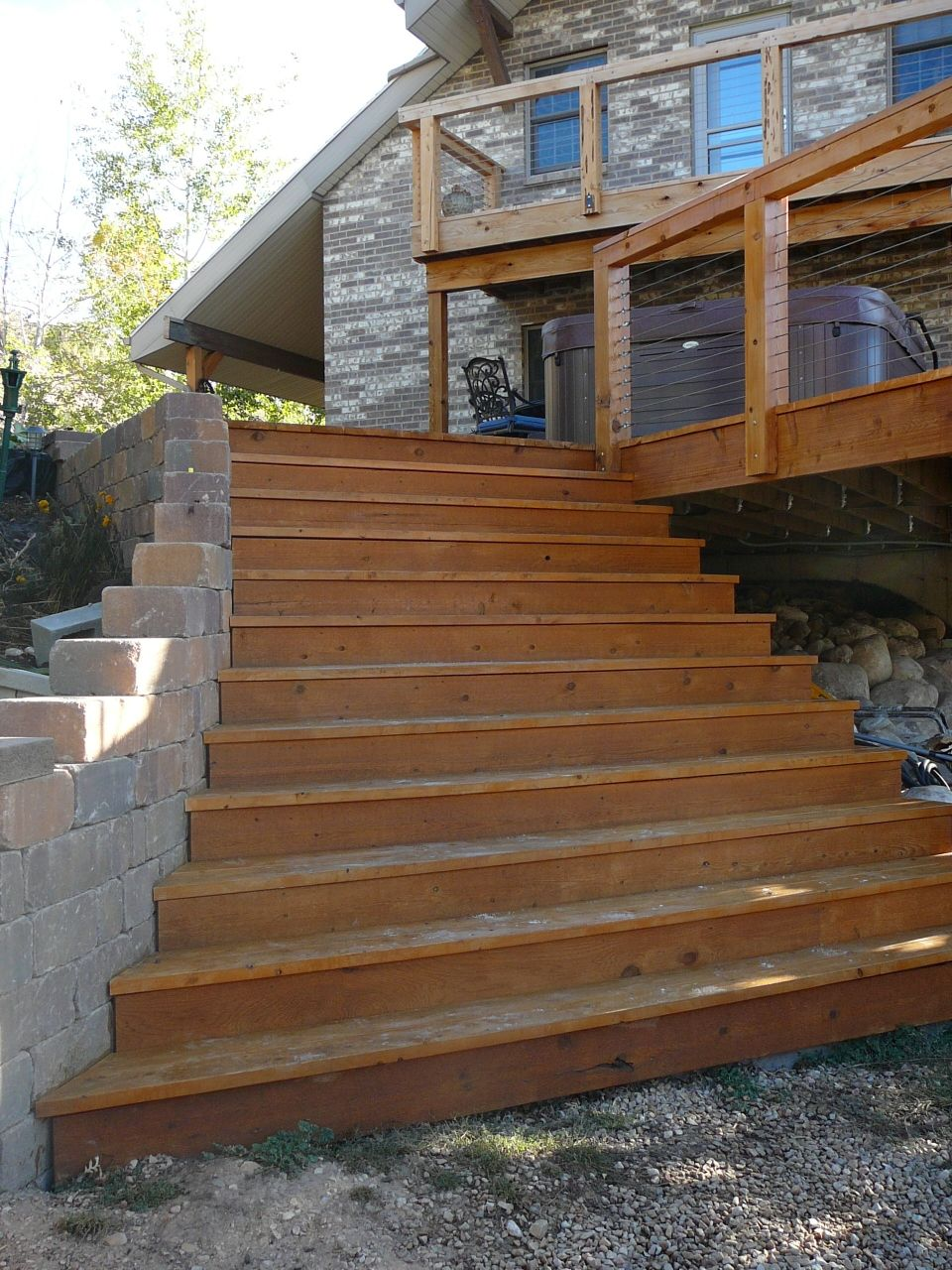 Cedar Board Batten Mackay Idaho Cedar Siding Stairs Port Orford Cedar