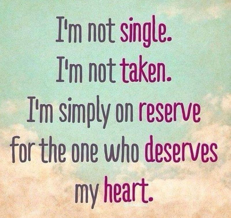 Single status pictures
