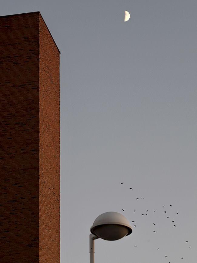 """enrique carrascal: Arquitectura La Vega y San José / Salamanca (Bocetos para """"Salamanca, principios de siglo"""")"""