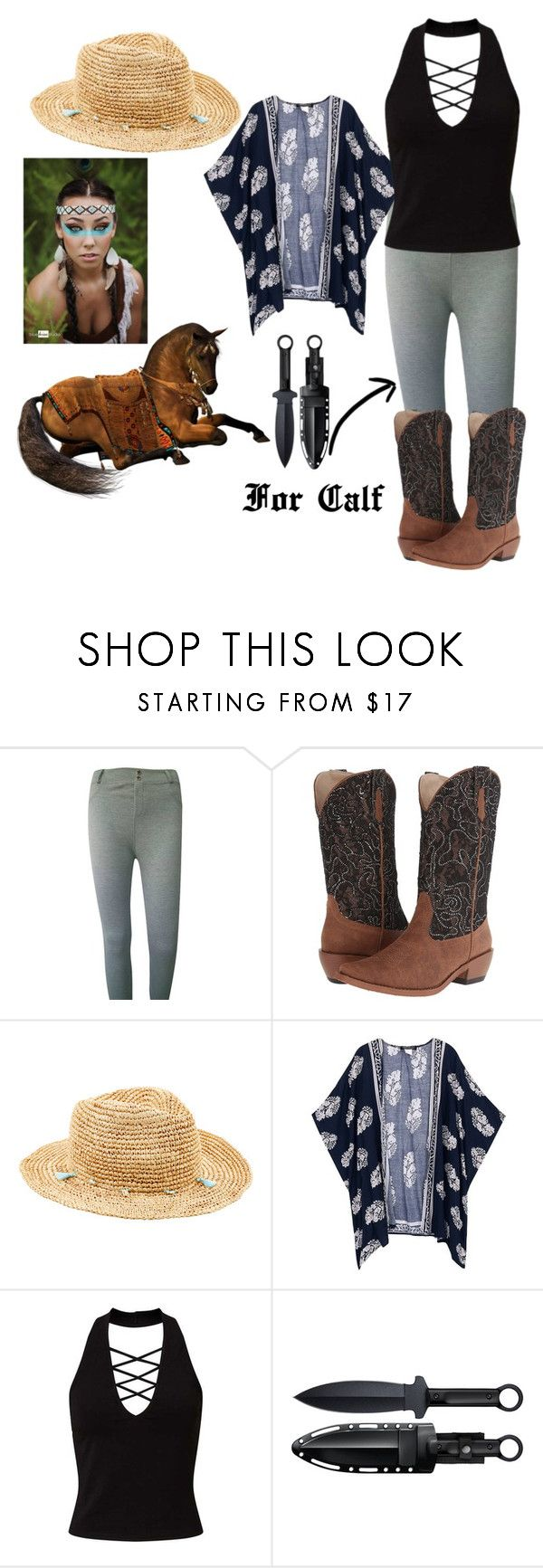 """""""ZNation: Gordans Sister:  Z Storm"""" by brynfoley ❤ liked on Polyvore featuring Roper, Accessorize and Miss Selfridge"""