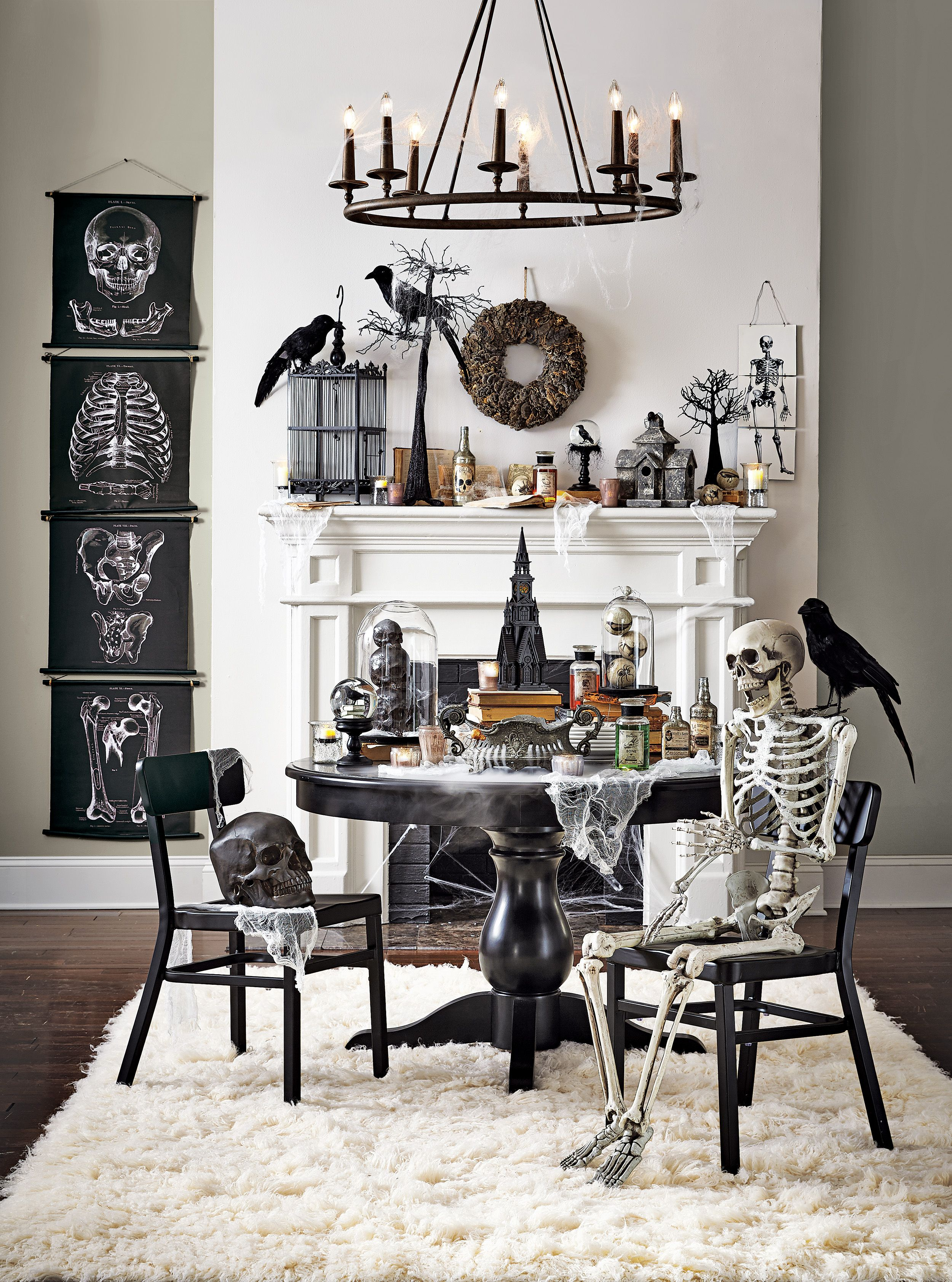 Halloween door decorations mummy downloader - Get Halloween Ready With All The Decor You Need To Create A Festive Home Homedecorators