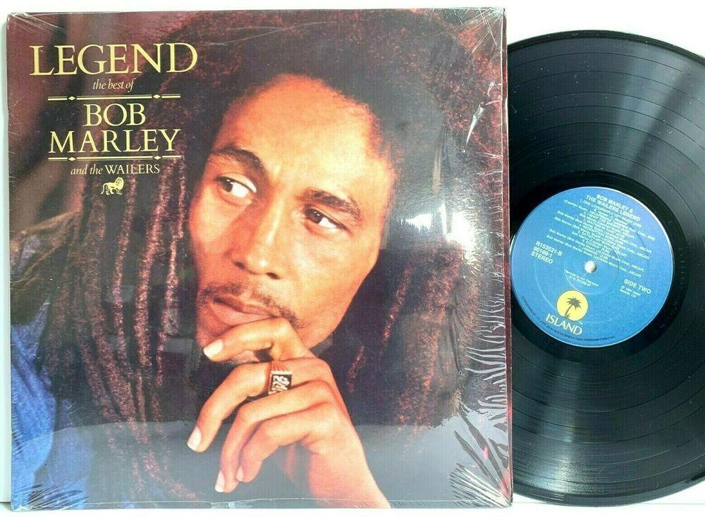Bob Marley The Wailers Legend Bmg Club Island A1 90169 Lp Vinyl Record Album Capitolcollectibles Com Stores E Vinyl Record Album Vinyl Records Record Album