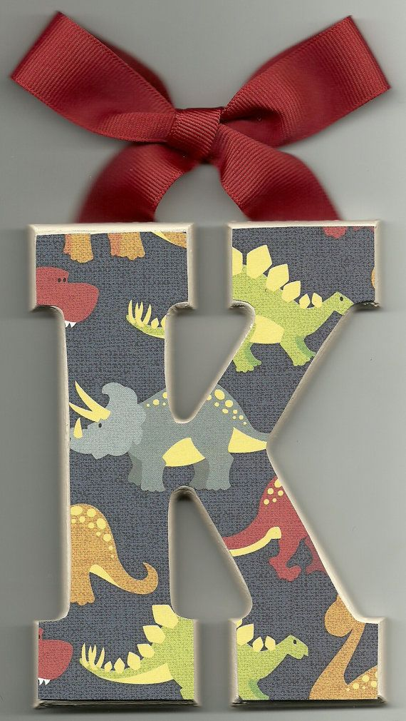 Totally Kids Totally Bedrooms: Dinosaur Print- Totally For You @Kirsten Hesley