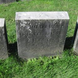 Sr Martha Moore