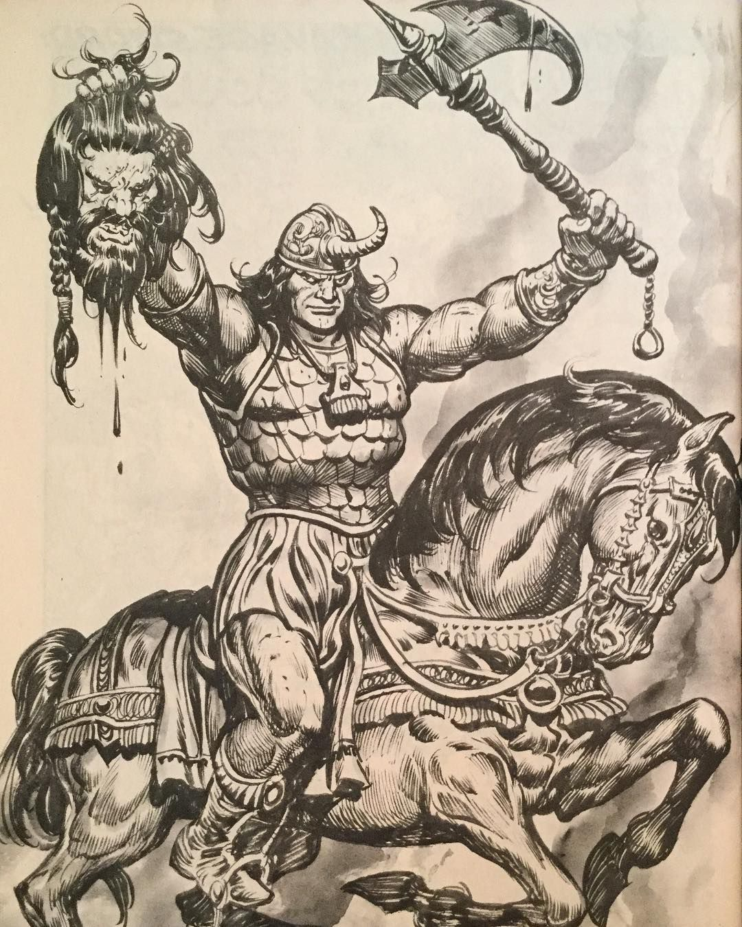 "The Savage Sword Of Conan On Instagram: ""The Savage Sword"