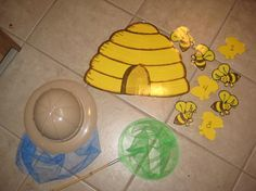 Primary Singing Bees! Cute singing time idea!