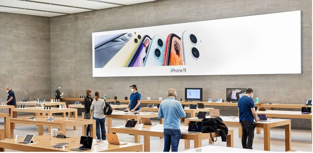 Apple Details Its Plan To Safely Reopen More Than 25 Us Locations Next Week In 2020 Apple Store Deep Cleaning Apple