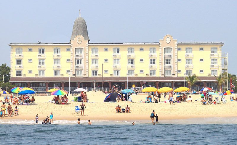 Plim Plaza Hotel Photos In Ocean City Md