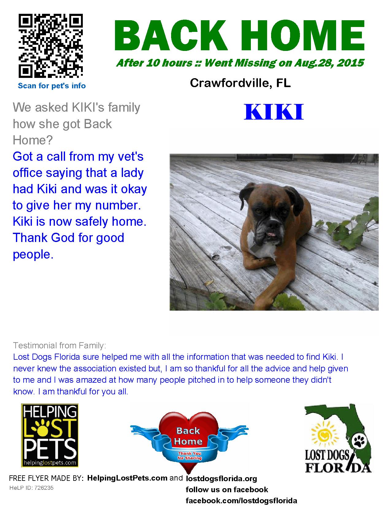 Lost Dog Boxer Crawfordville Fl United States 32327 5718 Boxer Dog Losing A Pet Losing A Dog