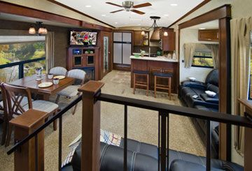 Evergreen S Bay Hill The Most Affordable Luxury Fifth Wheel Rv