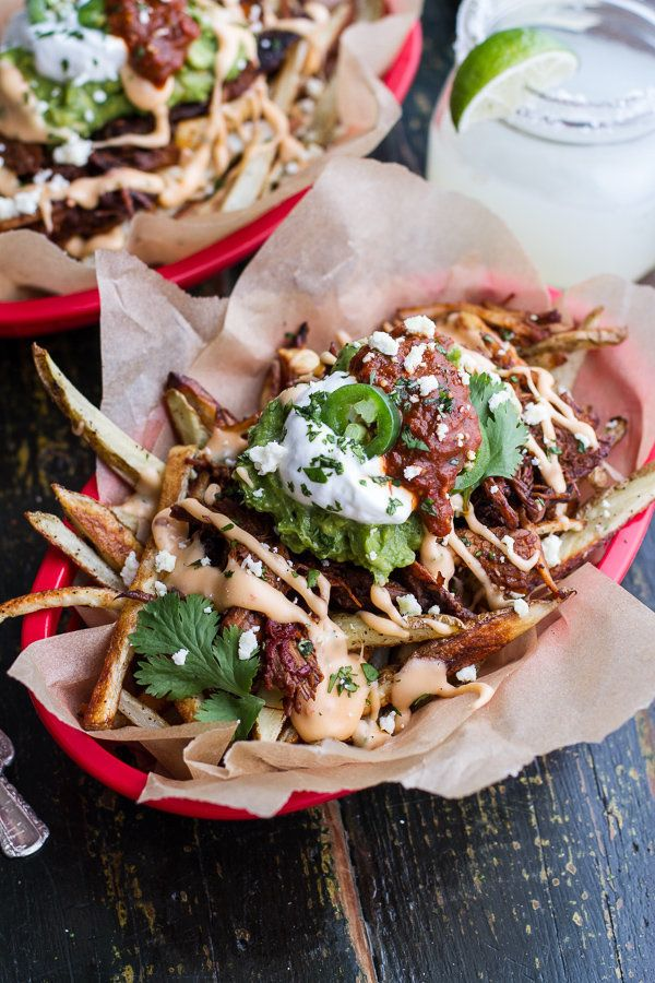 Tijuana Street Fries will complete your life