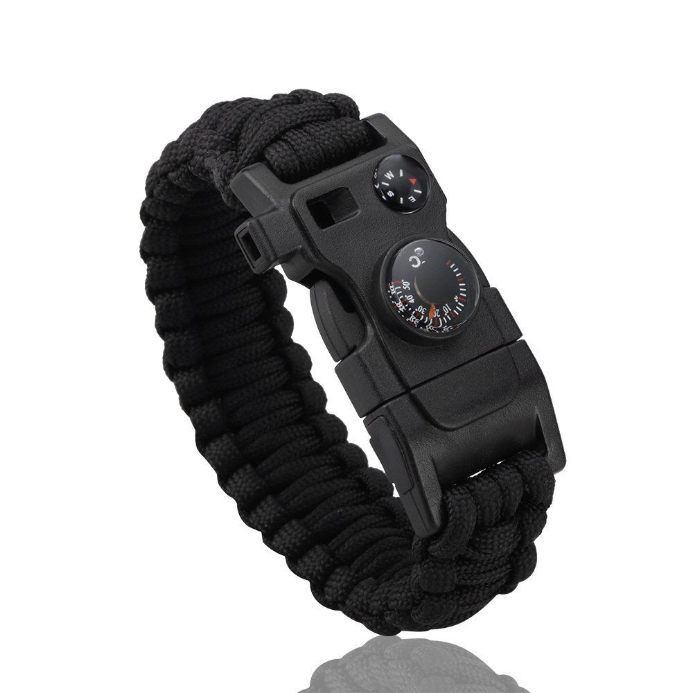 Amazon Com Survival Bracelet Paracord Bracelet Featured Outdoor