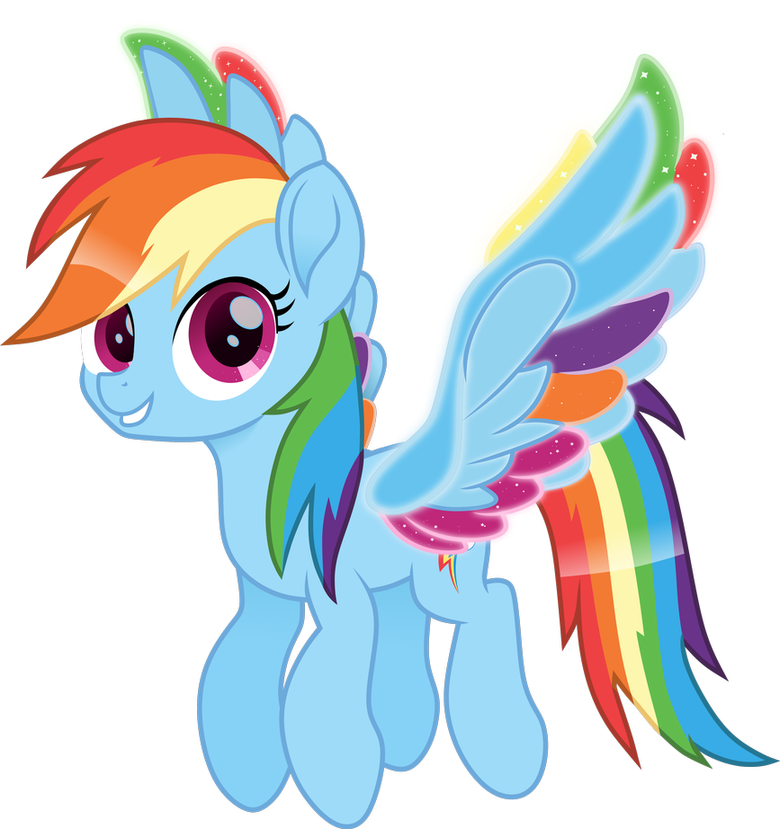 Dash Rainbow Wings By N0kkun On Deviantart With Images My