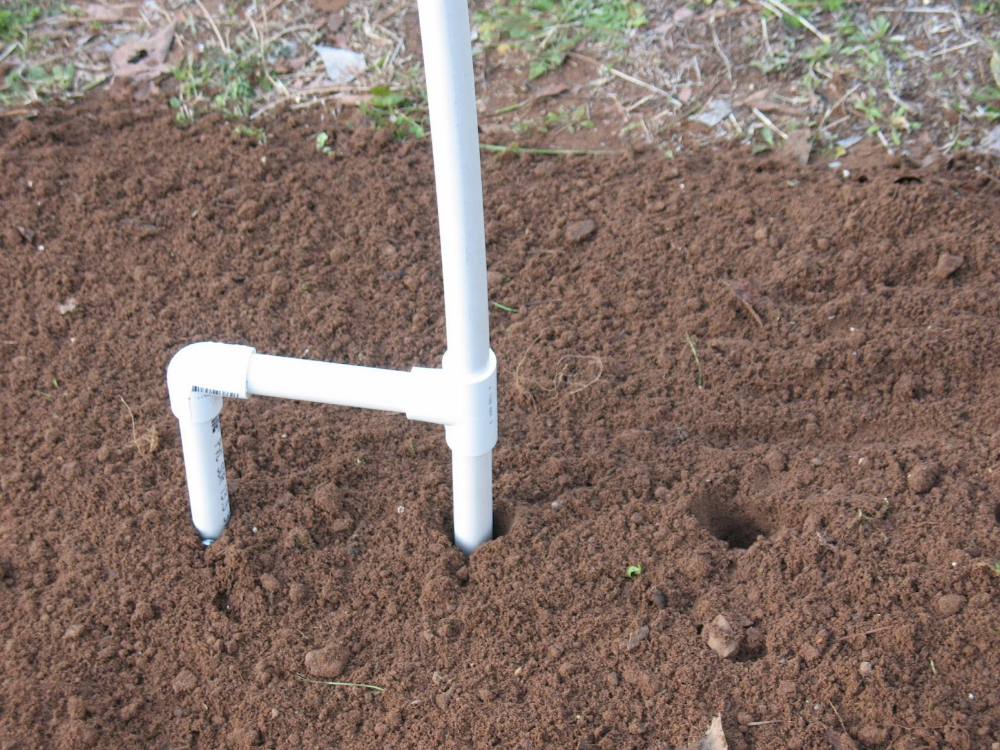 Build A Hand Held Corn And Bean Planter With Images Seed