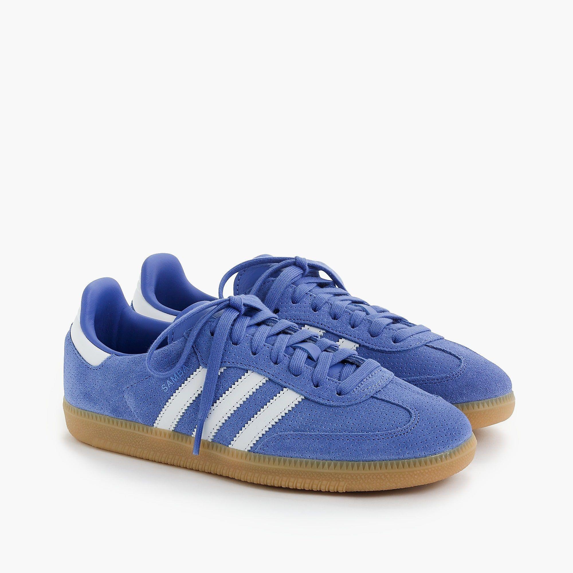 e48892c1211f Adidas Samba sneakers in Periwinkle