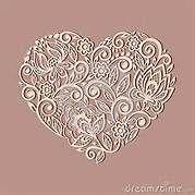 paisley heart tattoo bing images i heart you pinterest rh pinterest com Paisley Flower Tattoo Paisley Colorful Tattoo Designs