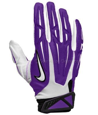 New NIKE SUPERBAD 2.0 Football Receiver Gloves Adult - Blue/White |  Clearance Football Cleats | Pinterest | Superbad, Gloves and Football cleats