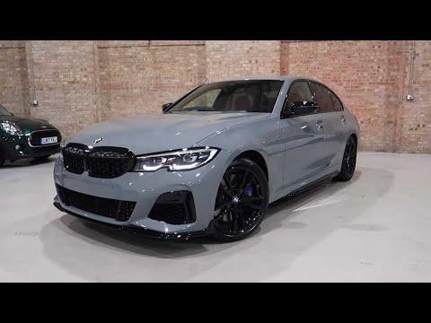 Bmw M340 2020 أجمل سيارات بي ام دبليو 2020 Youtube In 2020 Bmw Nardo Grey Audi Sedan