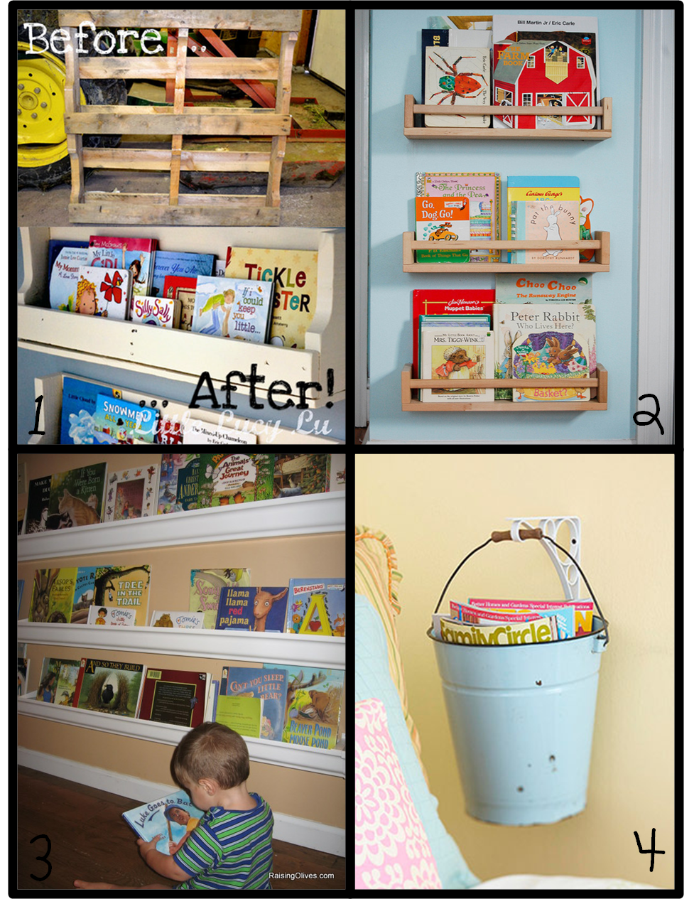 Can T Wait To Do This To The New Playroom Kids Book Storage