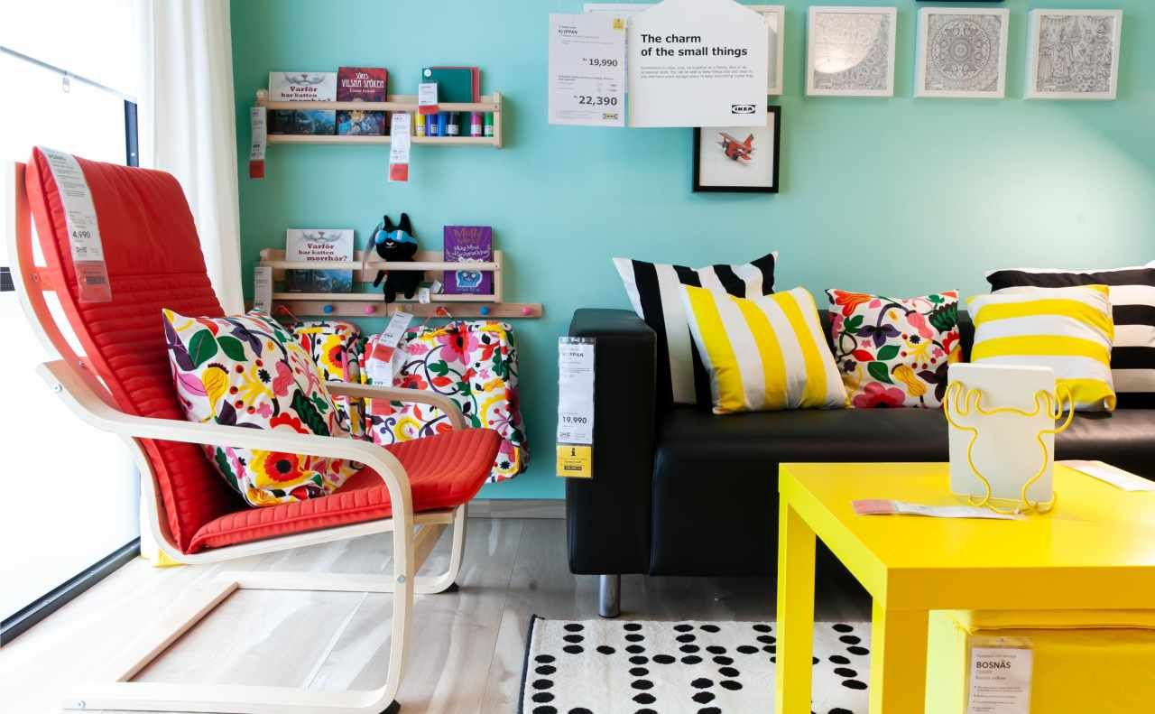 Swedish Furniture Retail Company Ikea Opened Its First Indian Store On Thursday In Hyderabad This Is The First Of The Swedish Furniture Ikea Retail Furniture [ 791 x 1280 Pixel ]