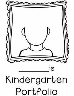A Portfolio Freebie With Images Kindergarten Art Lessons