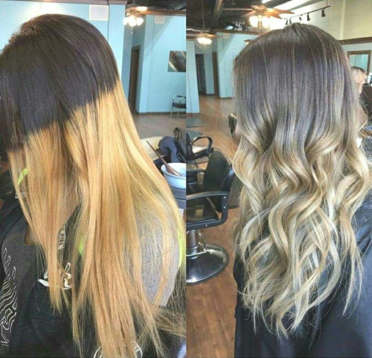 4 Ways To Eliminate A Line Of Demarcation Behindthechair Com Hair Color Techniques Color Correction Hair Hair Techniques