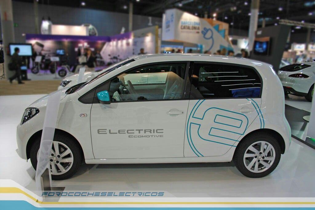 El Seat Mii 100 Electrico Llegara En 2019 Y Costara Unos 20 000