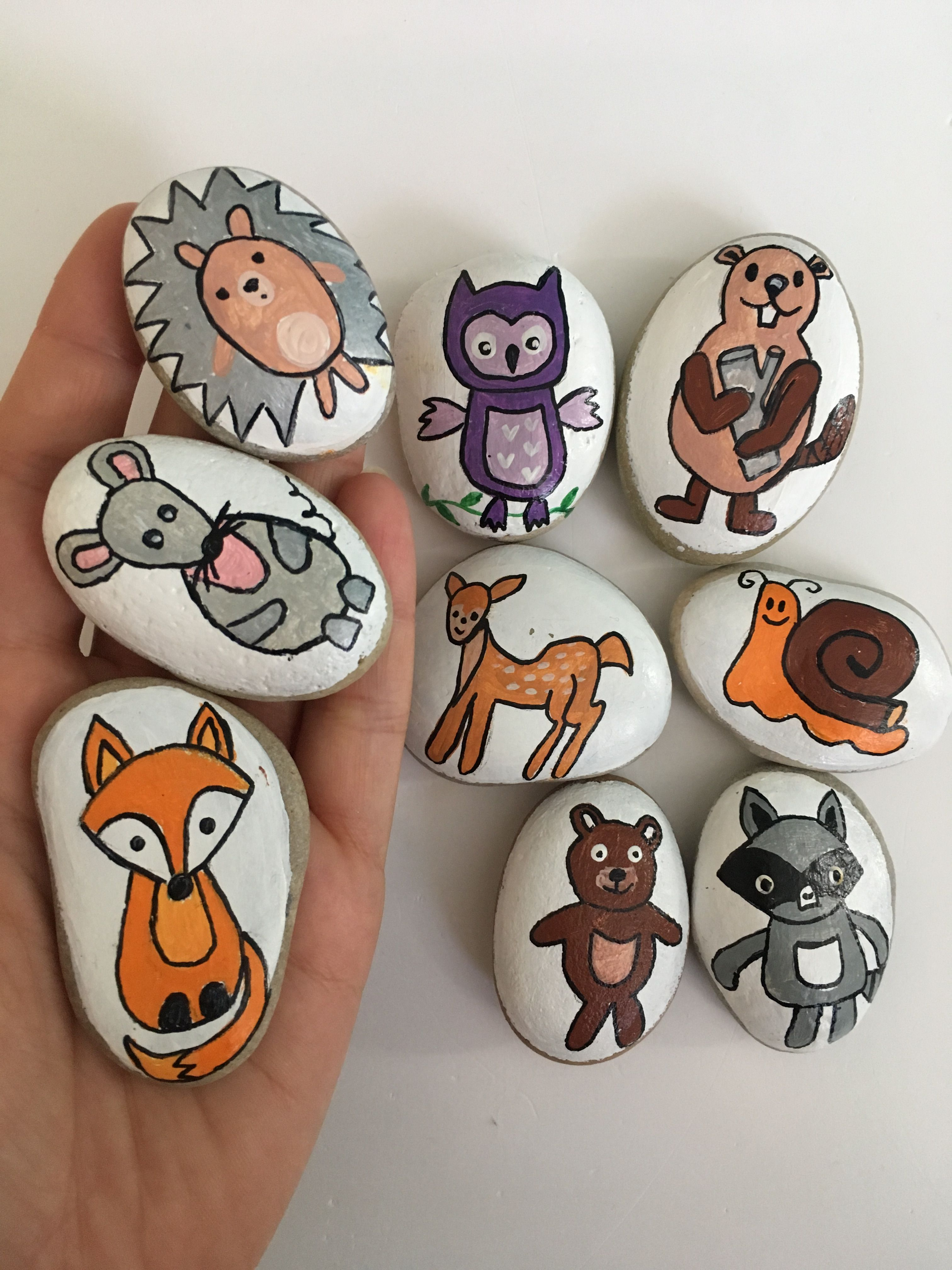 Pin on story stones