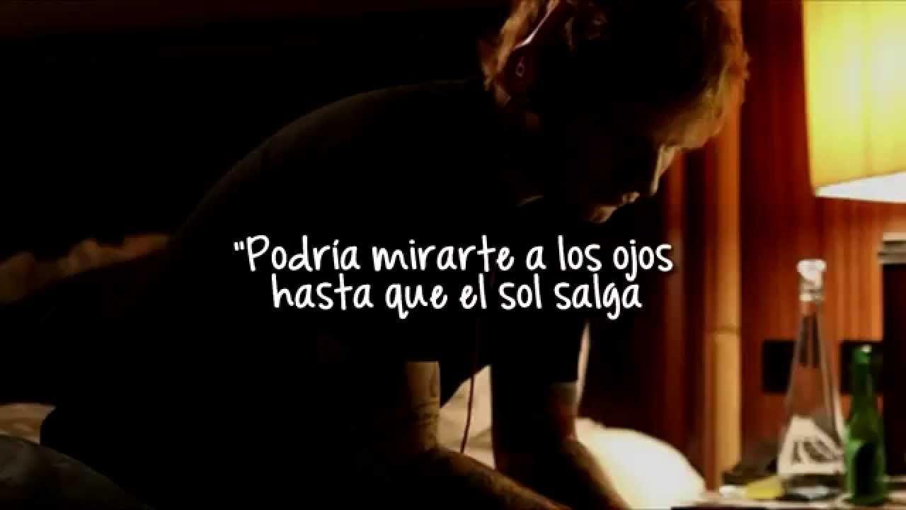 Ed Sheeran Afire Love Traducida Al Español Ed Sheeran Love My Love