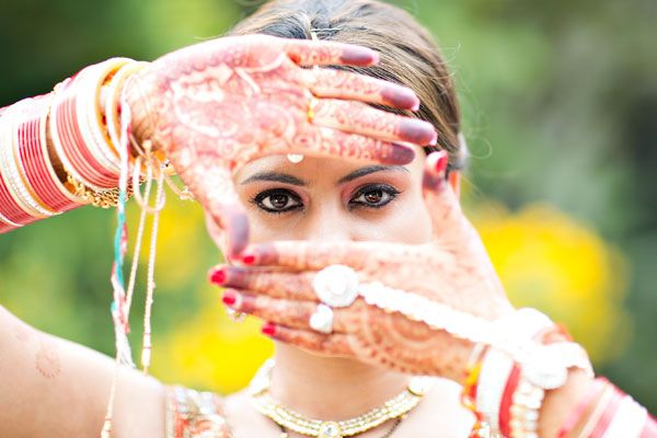 Henna Party Etiquette : Bridal planning henna party wedding and